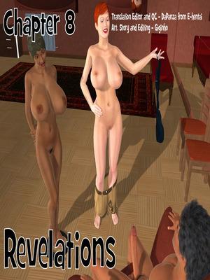 Giginho Ch. 8 – Revelations 3D Porn Comics