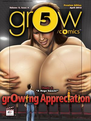 Porn Comics - Gr0W 5.4 – A Huge Smash!  (Porncomics)