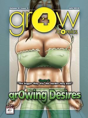 Porn Comics - Growing Desires-grOw 4.2  (Adult Comics)