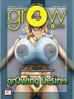 Porn Comics - Growing Desires- grOw 4.3 Adult Comics