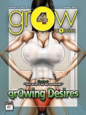 Porn Comics - Growing Desires- grOw 4.4 Adult Comics