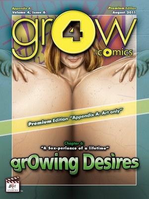 Porn Comics - Growing Desires- grOw 4.6  (Adult Comics)