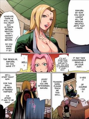 Porn Comics - Hentai- NaruXo-Naru Love 02  (Hentai Manga)