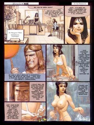 Porn Comics - Ignacio Noe- Miracle  (Adult Comics)