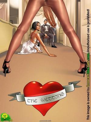 Porn Comics - Innocent Dickgirls- The Weeding  (Adult Comics)