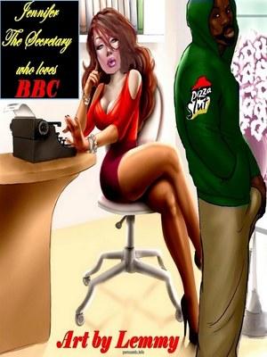 Porn Comics - Interracial3D- Jennifer the Secretary  (Interracial Comics)