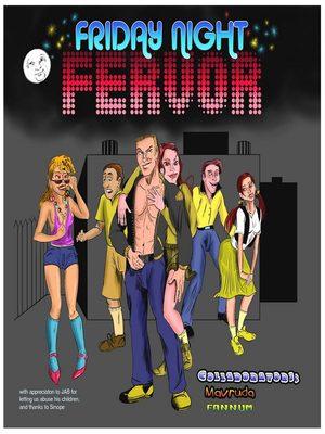 Jab Collaboration- Friday Night Fervor  (Jab Comix)