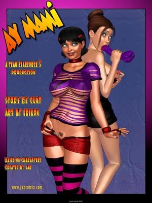 Porn Comics - Jab Comix – Ay Mami  (Jab Comix)