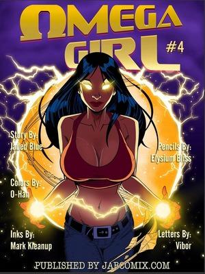 Porn Comics - Jab Comix – Omega Girl 4  (Jab Comix)