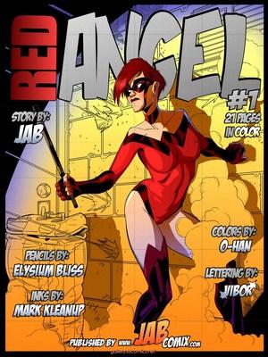 Porn Comics - Jab Comix- Red Angel  (Jab Comix)