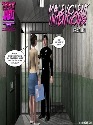 Porn Comics - Jag 27-Malevolent Intentions 1  (Porncomics)