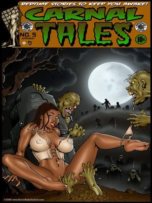 Porn Comics - James Lemay- Carnal Tales 5-6 Porncomics