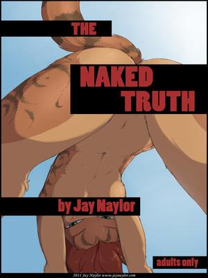 Jay Naylor- Naked Truth Furry Comics
