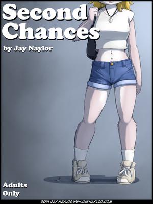 Porn Comics - Jay Naylor- Second Chances  (Furry Comics)