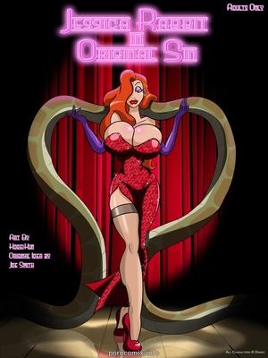 Porn Comics - Jessica Rabbit in Original Sin Porncomics