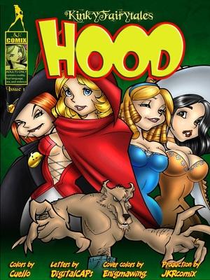Porn Comics - JKRComix- Hood 1  (Adult Comics)