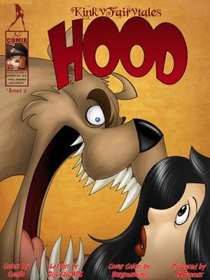Porn Comics - JKRComix- Hood 2  (Adult Comics)