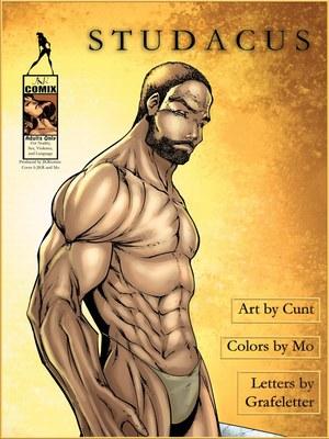 Porn Comics - JKRComix- Studacus  (Porncomics)
