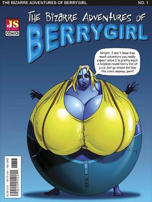 Porn Comics - JSComix- The Bizarre Adventures of  Berrygirl  (Adult Comics)