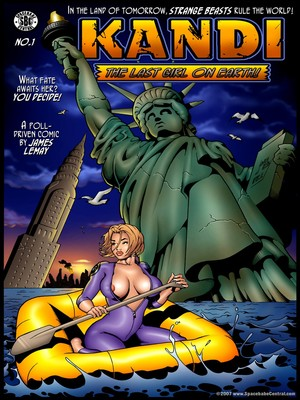 Porn Comics - Kandi – Last Girl on Earth- James Lemay  (Porncomics)