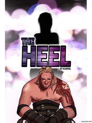 Kannel- The Heel Adult Comics