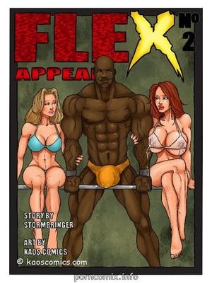 Kaos Flex Appeal 2 Interracial Comics