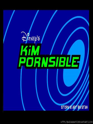 Porn Comics - Kim Possible- Kim Pornsible  (Adult Comics)