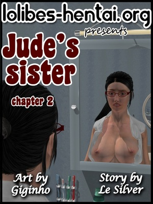 Porn Comics - Lolibes Hentai- Jude's sister 2-Thinking of him  (3D Porn Comics)