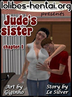 Porn Comics - Lolibes Hentai- Jude's sister- Birthday's gift  (3D Porn Comics)