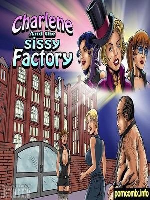 Porn Comics - Lustomic – Charlene and the Sissy Factory  (Adult Comics)