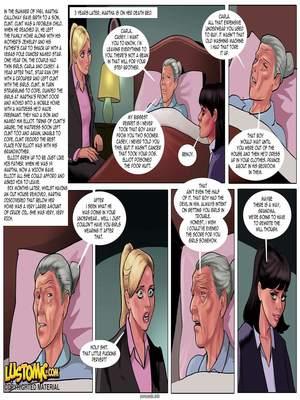 Porn Comics - Lustomic – The Inheritance Porncomics
