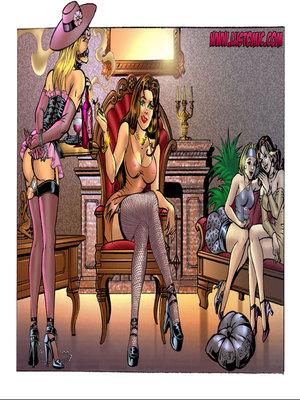 Porn Comics - LustOmic- Lady Giovanna Making the Perfect Sissymaid  (Porncomics)