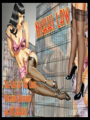 Porn Comics - Lustomic- Nikki Law – The Case of the Cross Dressing Husband  (Porncomics)