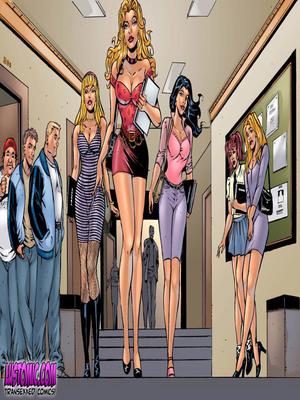 Porn Comics - Lustomic- Sorority Sisters  (Porncomics)