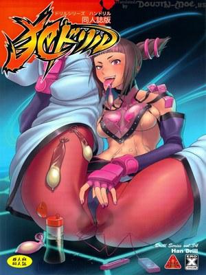 Porn Comics - Man Chin Low (Street Fighter 4) Hentai-Manga