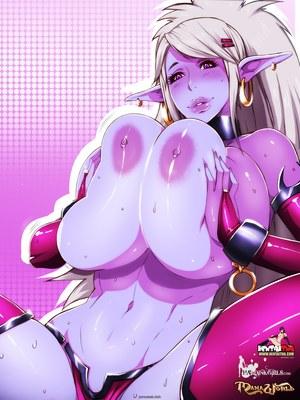 Porn Comics - Mana- Mirror Mirror Porncomics