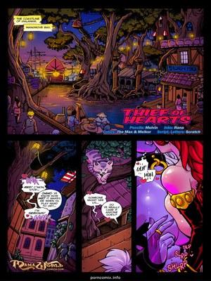 Porn Comics - Mana World – Thief of Hearts Furry Comics