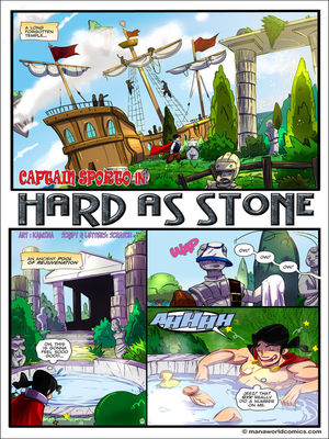Porn Comics - Mana World- Hard as Stone  (Adult Comics)