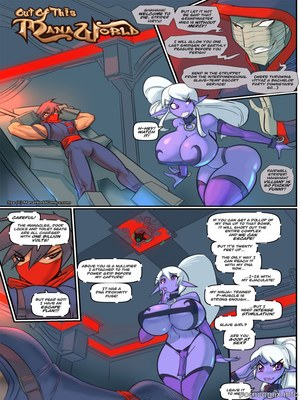Porn Comics - ManaWorld – Out of This Furry Comics