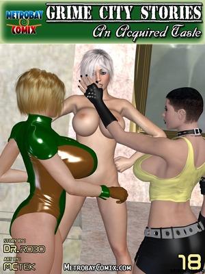 Porn Comics - Metrobay-An Acquired Taste 18  (3D Porn Comics)
