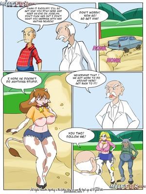 Porn Comics - Milffur- Geezer Farm 2 Furry Comics