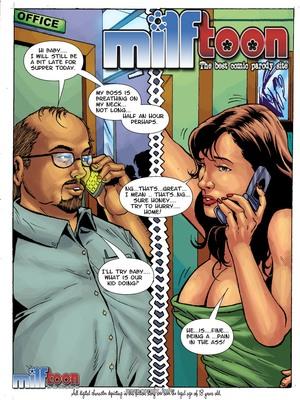 Porn Comics - Milftoon – Obsession Beach 2  (Milftoon Comics)