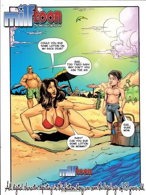 Porn Comics - Milftoon – Obsession Beach  (Milftoon Comics)