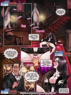Porn Comics - Milftoon- Addams  (Milftoon Comics)