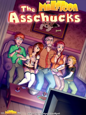 Porn Comics - Milftoon- Asschucks Milftoon Comics