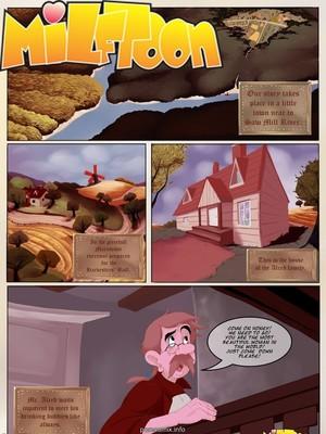 Porn Comics - Milftoon- Barn  (Milftoon Comics)