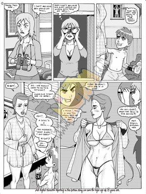 Porn Comics - Milftoon- Ben 10 Inches  (Milftoon Comics)