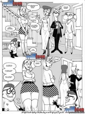 Porn Comics - Milftoon- Cumbuckets  (Milftoon Comics)