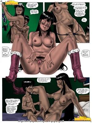 Porn Comics - Milftoon- DBX 2 (Color) Milftoon Comics