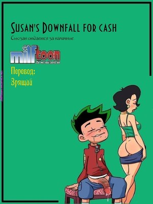 Porn Comics - Milftoon- Susan's Downfall For Cash [Russian]  (Milftoon Comics)